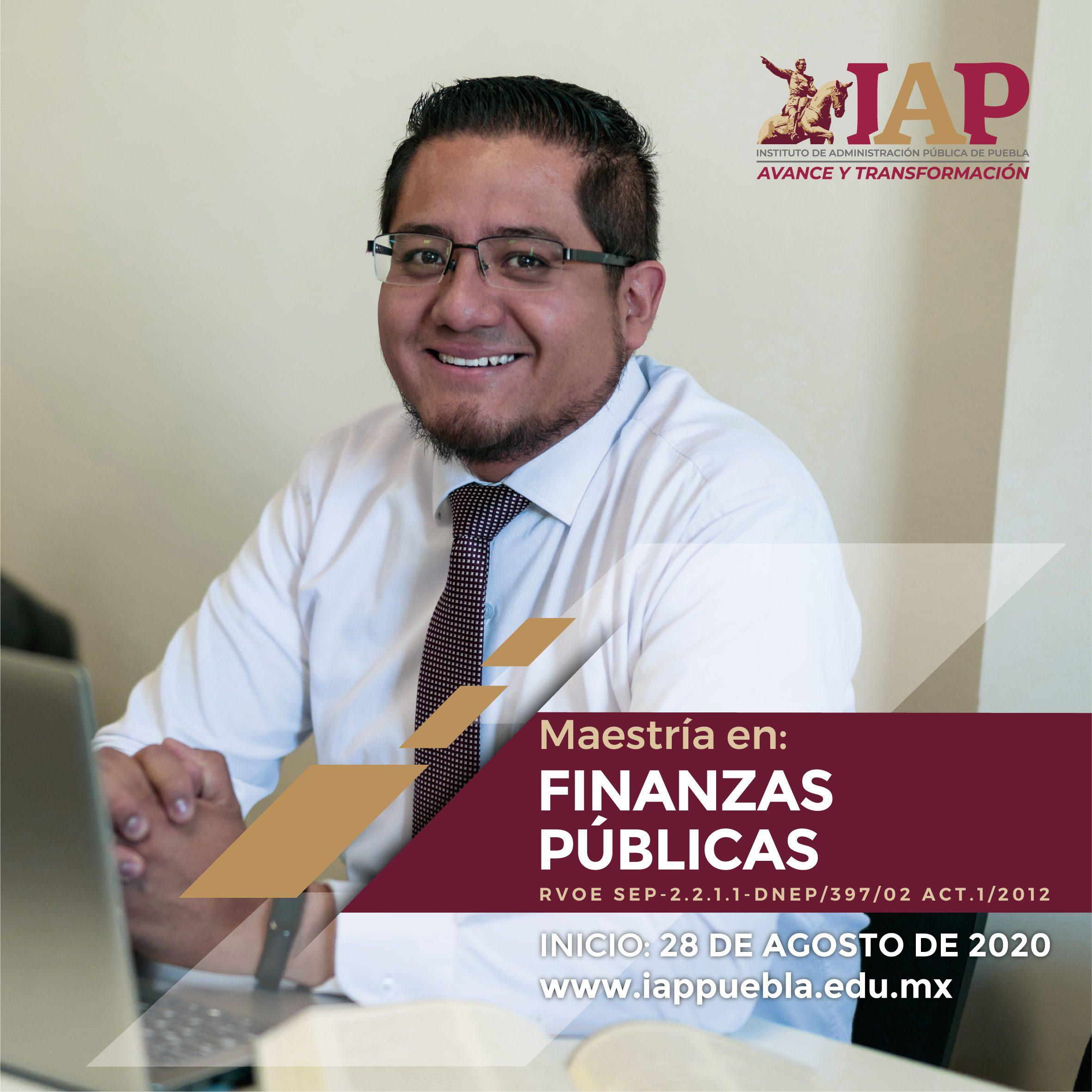 Maestría en Finanzas Públicas