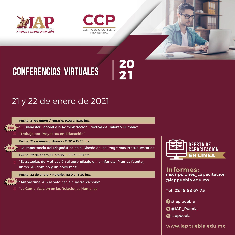 Conferencias virtuales