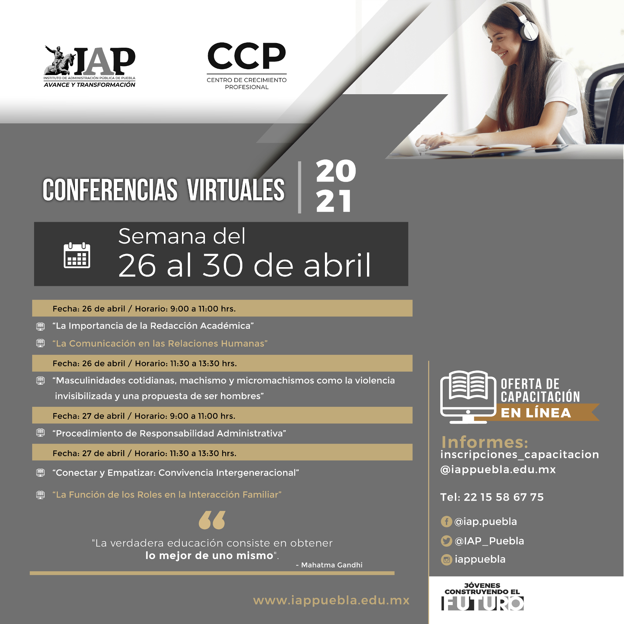 Conferencias Virtuales