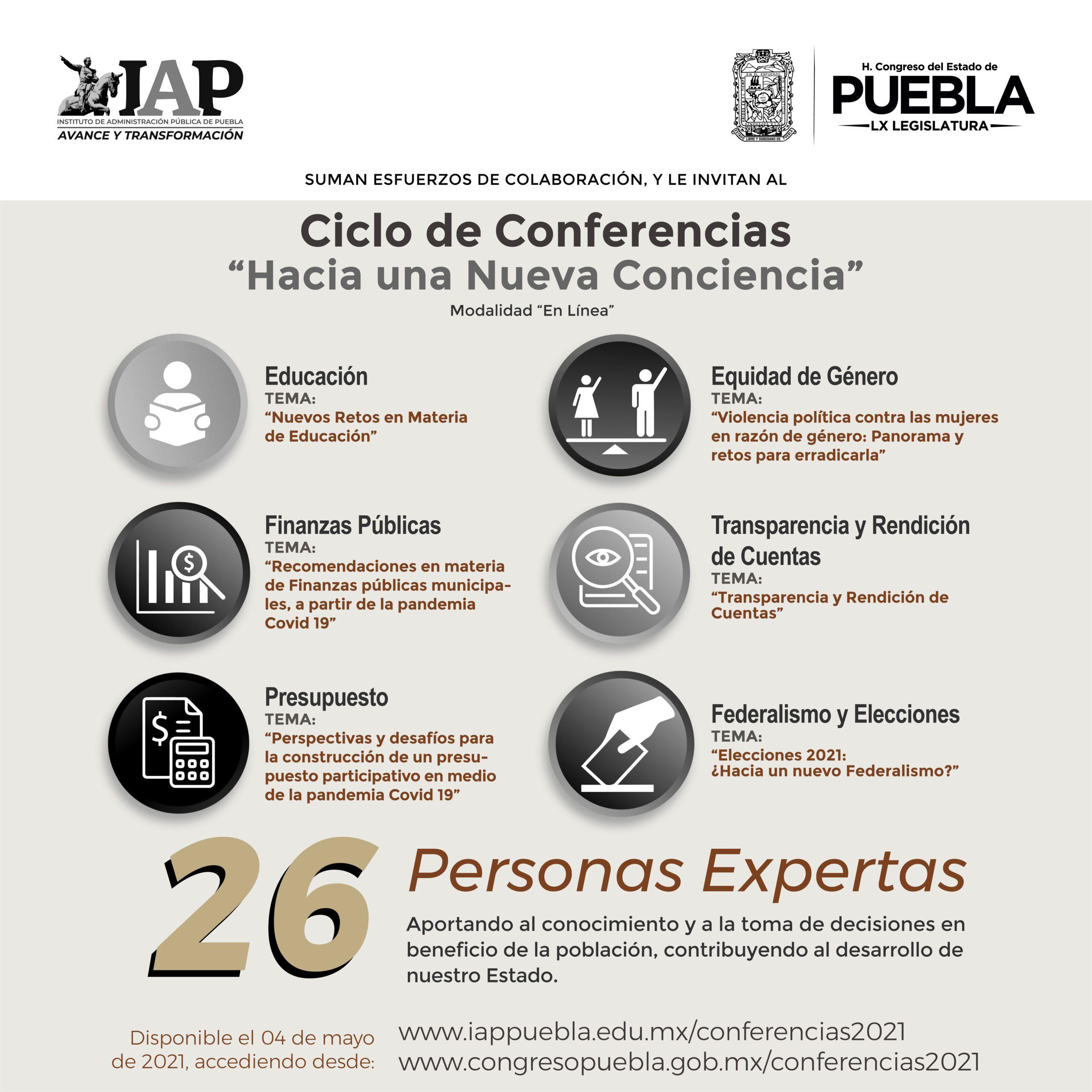 Ciclo de Conferencias 2021