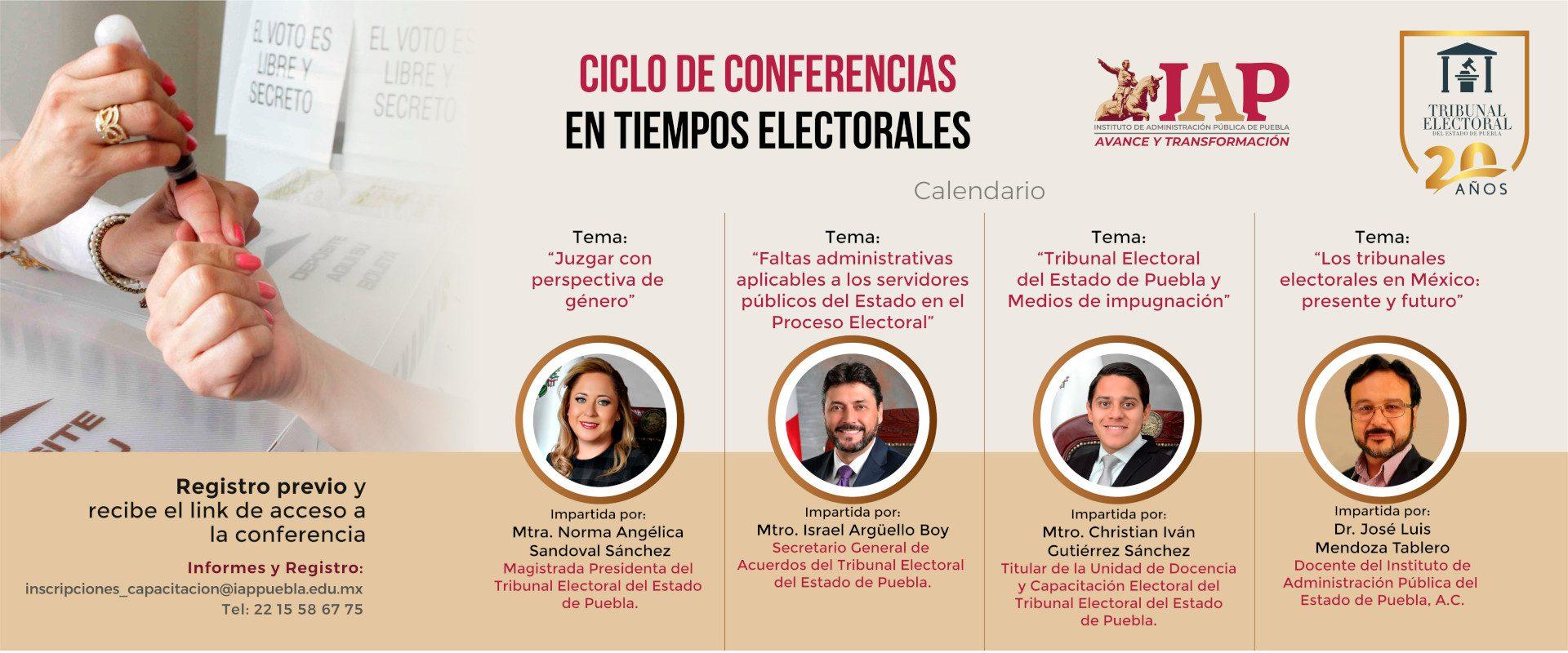 Ciclo de Conferencia