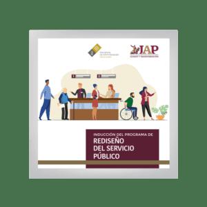 Inducción del Programa de Rediseño del Servicio Público